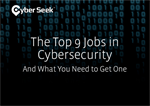 The Top 9 Jobs in Cybersecurity and What You Need to Get One