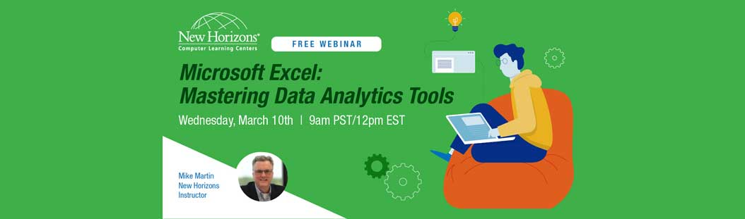Excel Data Analytic tools