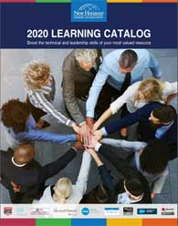 Computer Training Catalog, New Horizons Minnesota