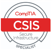 CompTIA Secure Infrastructure Specialist