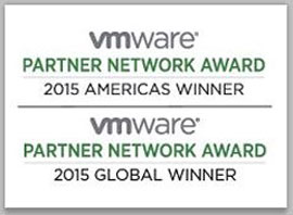 VMware partner of the year