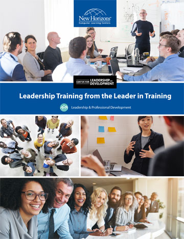 Leadership Training from the Leader in Training
