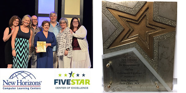 Five Star Center Award